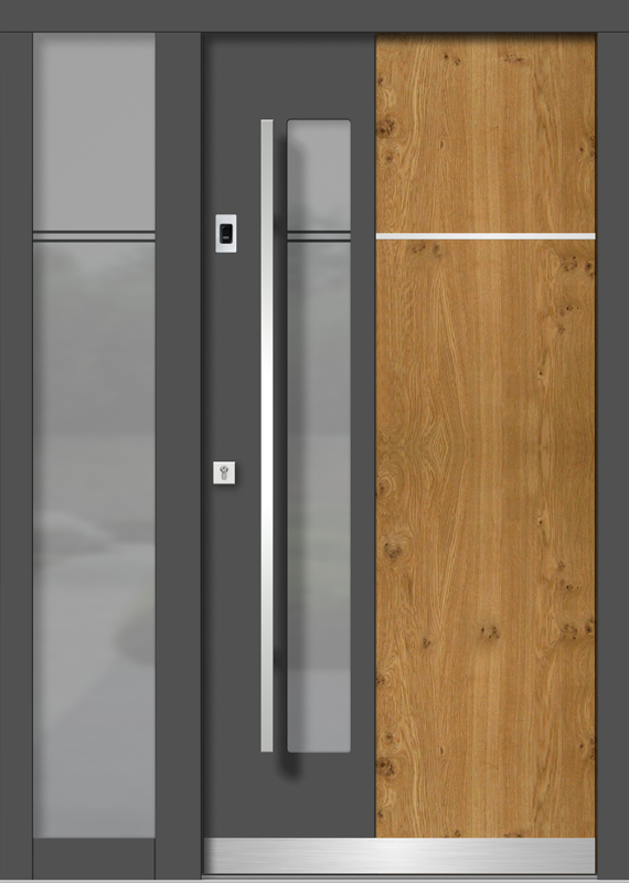 Turbo Holz Haustüren MODERN, Modellübersicht MA92