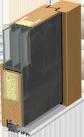 Holz-Türen Schnitt Vetro